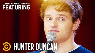 The Weirdest Question to Ask Your Sperm Donor - Hunter Duncan - Stand-Up Featuring