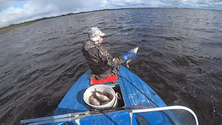 с ОТЦОМ на рыбалку ставными сетями БРАКОНЬЕРЫ это не про нас