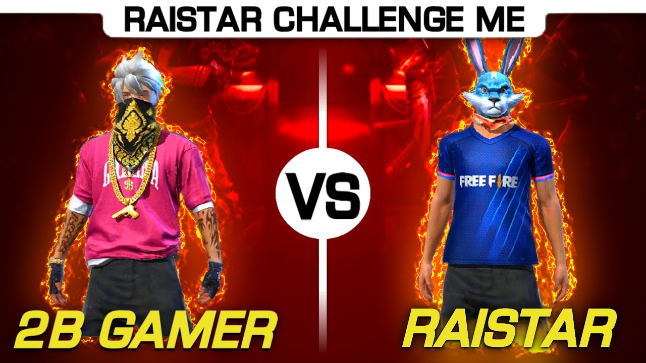 Download Raistar Challenge 2B Gamer 1 VS 1😞😞Sorry!!-Unexpected Result    Garena Freefire
