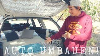 LOW-BUDGET AUTO UMBAU - Vom Holden Kombi zum perfekten Camper! I Australien I Weltreisevlog #28