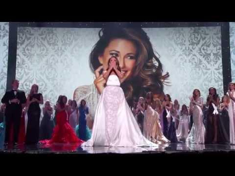 Miss USA 2015 Final Walk ( Nia Sanchez)