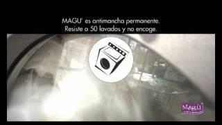 Nueva colección de telas antimanchas Magú