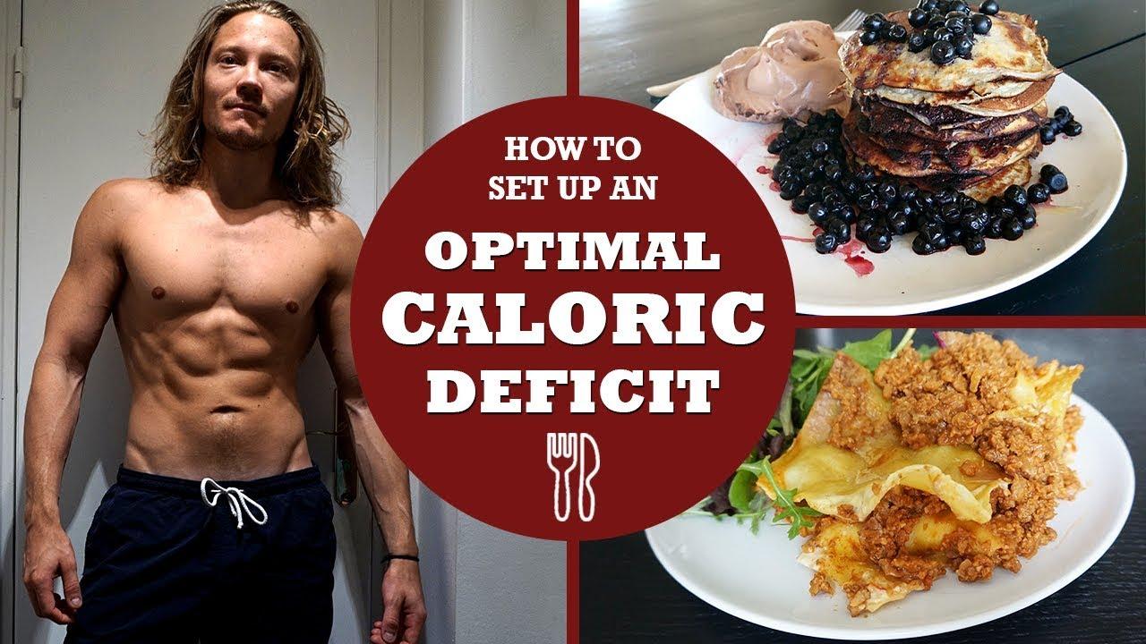 Maximum daily calorie deficit for fat loss