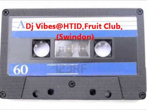 Dj Vibes @ HTID, Fruit Club Swindon. 2004