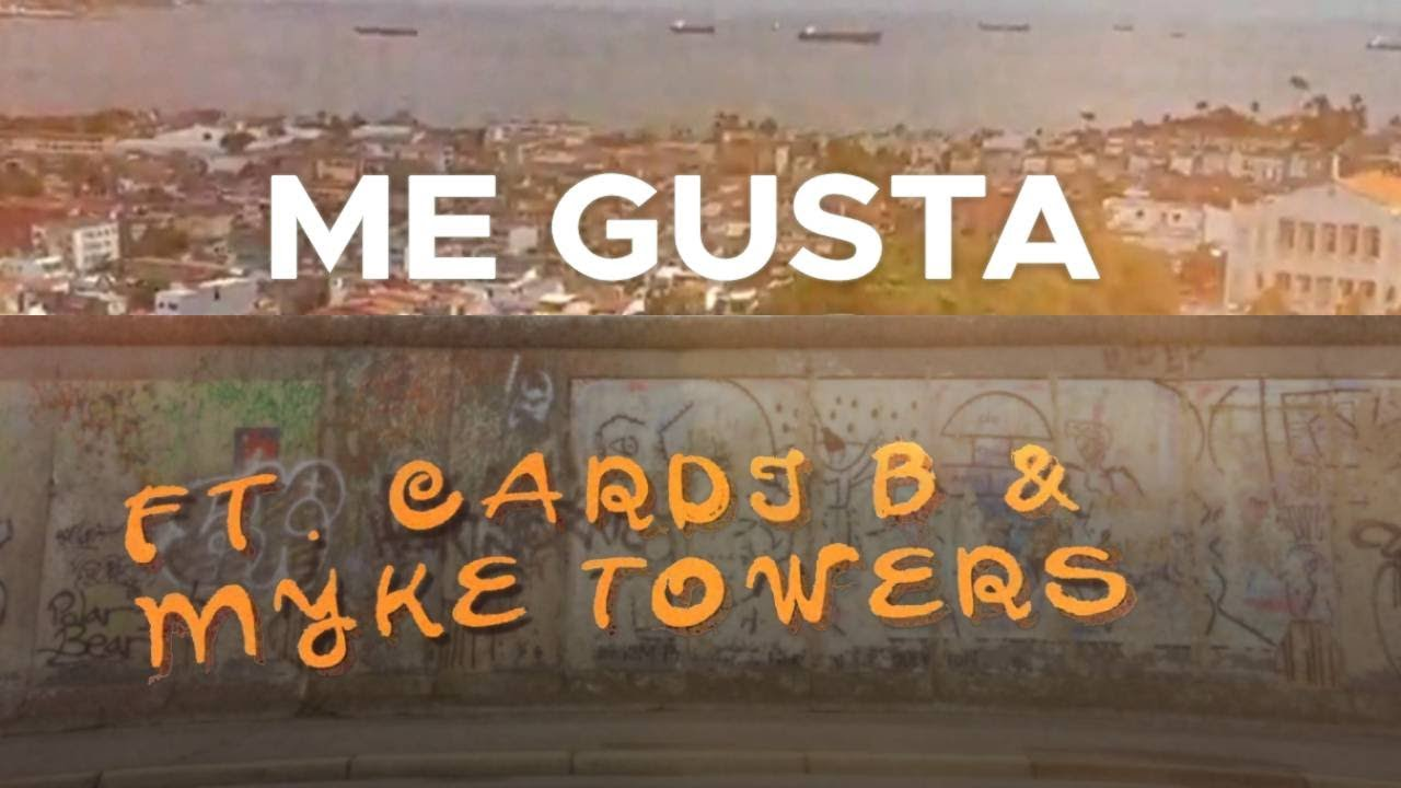 Anitta - Me Gusta (feat. Cardi B & Myke Towers) [Official Lyric Video]
