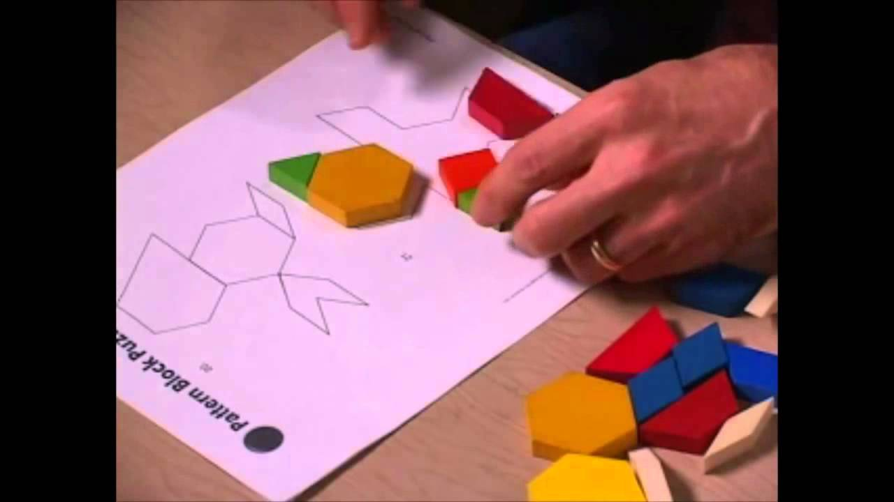 Pattern Block Puzzle Games – Young Mathematicians [ 720 x 1280 Pixel ]