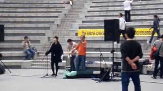 Rehearsal 5 - 龔志成Ensemble feat. Shadow Kim, Mike Yuen at公園好聲 第二回 Part 5