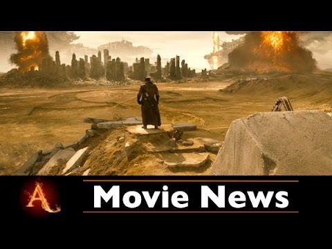 Apocaflix! Movie News - BATMAN V SUPERMAN Images, Kathryn Bigelow's Next Film & Batman Kills?