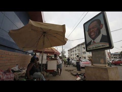 Polls open for Equatorial Guinea presidential election