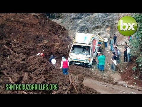 Deslave en San Pedro Soloma 2017