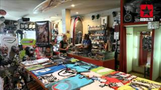 Tarifa - Kitesurfing special | City Check - Tanja Rosenkranz - on REBEL.TV