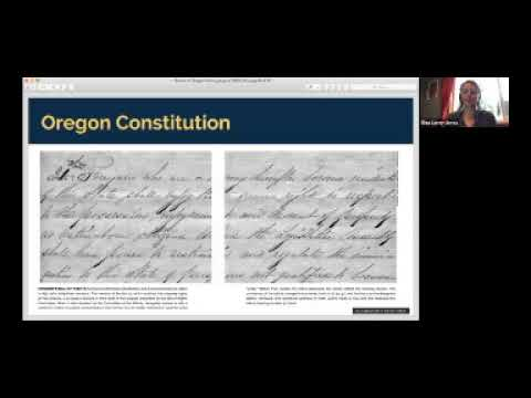 Race In Oregon History: A Historical Perspective