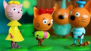 Download КОТЫ игрушки / СОБАЧКА АЛЯСКА ИЩЕТ КОМПОТА Mp3 and Videos