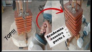ACADEMIA CASEIRA (PARTE 1)