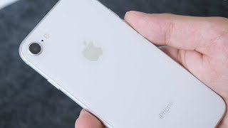 White iPhone 8 Unboxing and First Impressions!