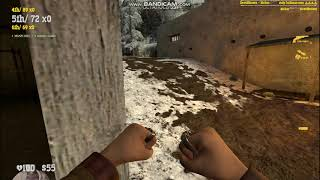 Fistful of Frags gameplay deathmatch