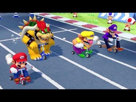 Super Mario Party - All Goofy Minigames