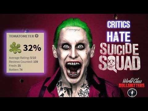 Let's Talk About Suicide Squad's Critical Failure and the DCEU.