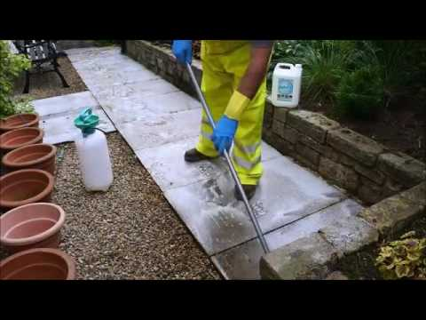 No More Power or Jet Washing, DIY with MONTY, INSTANT CLEANER