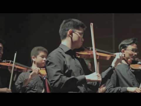Indonesia Raya Performed By Concordia Musicasa