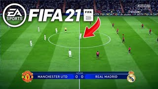Fifa 14 Mod Fifa 21 Android Best Graphics HD Offline New Update Kits & Transfer - Fifa 14 Mobile