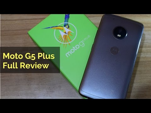 Motorola Moto G5 Plus (3GB) Review Videos