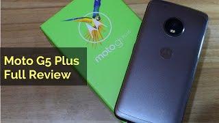 Motorola Moto G5 Plus (4GB) Review Videos