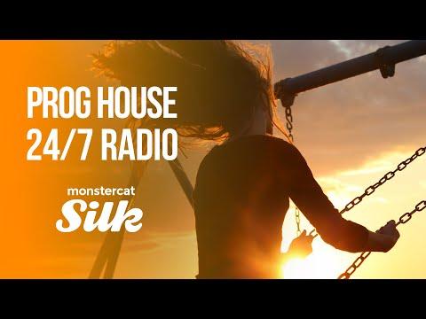 Progressive House 24/7:  Melodic Beach & Adventure Music - Видео онлайн