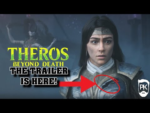 Theros Beyond Death Trailer - Reaction and Discussion - Magic: The Gathering NEW SET