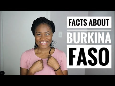Amazing Facts about Burkina Faso  | Africa Profile | Focus on Burkina Faso