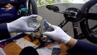 Bisiklet zinciri nasıl temizlenir