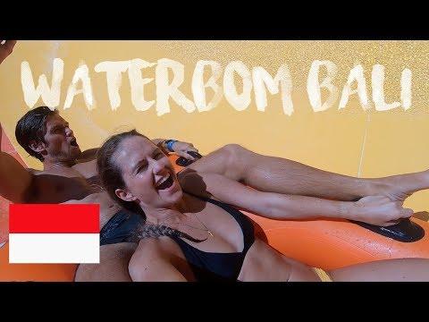 BEST WATER PARK IN ASIA | WATERBOM BALI | INDONESIA