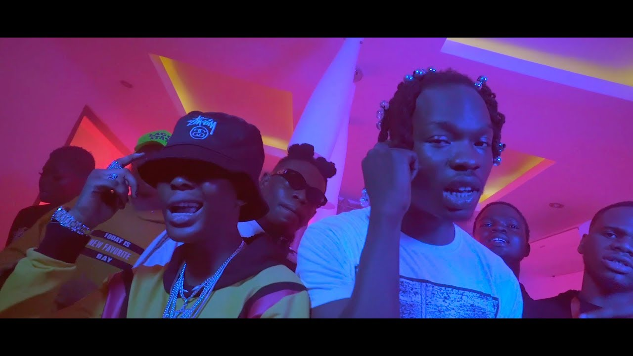 Candy Bleakz ft. Naira Marley & Zlatan - Owo Osu (Official Video)