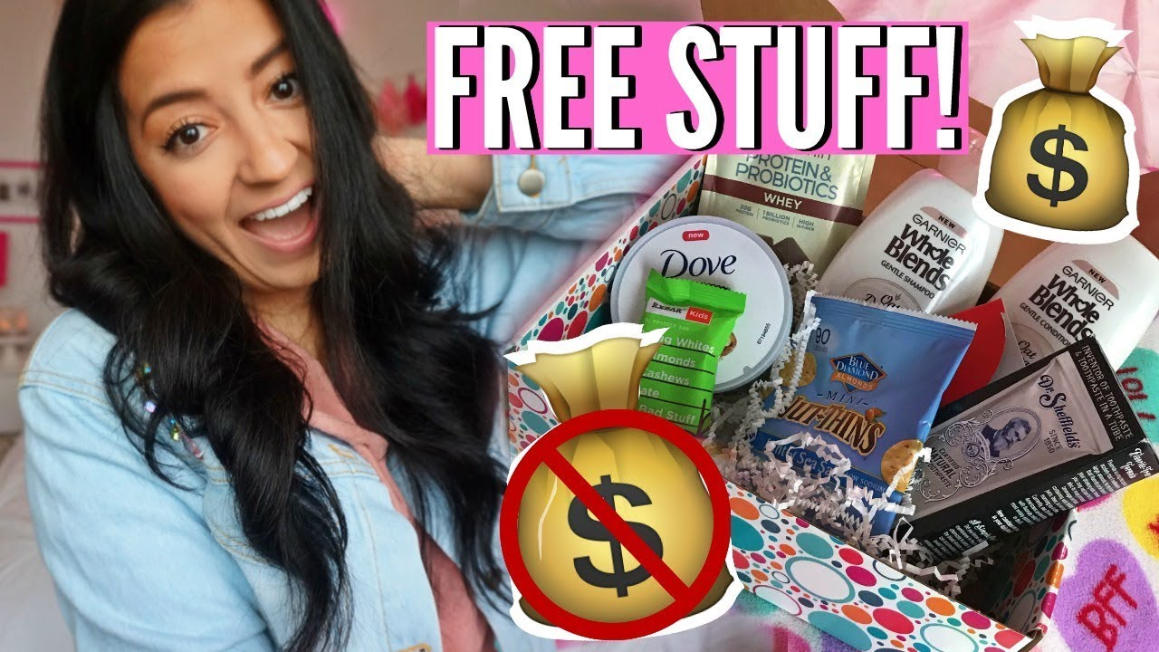 How To Get Free Stuff Sent You 2018 Mireyaaxo