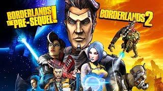 История серии игр Borderlands