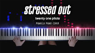twenty one pilots - Stressed Out | Piano Cover by Pianella Piano видео