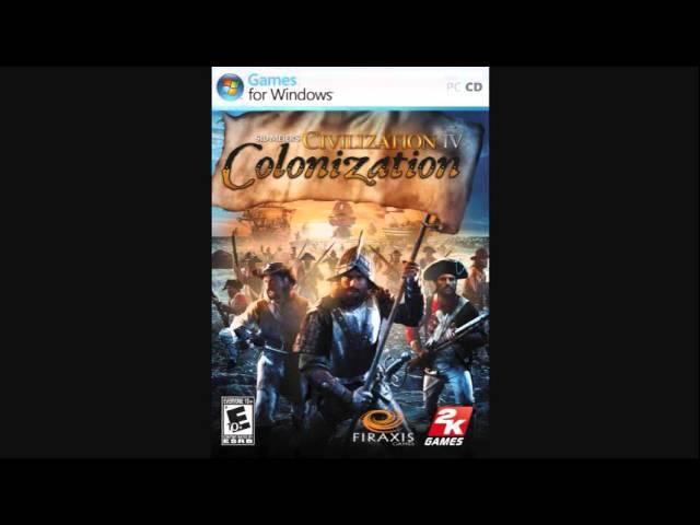 CIV: Colonization General Music - Blow Ye Winds Blow / OutAtSea-000