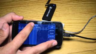 Getting Started with SDR Touch on Android
