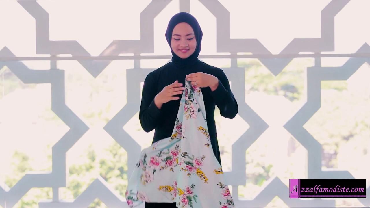 Tutorial Hijab Instan Segitiga Youtube