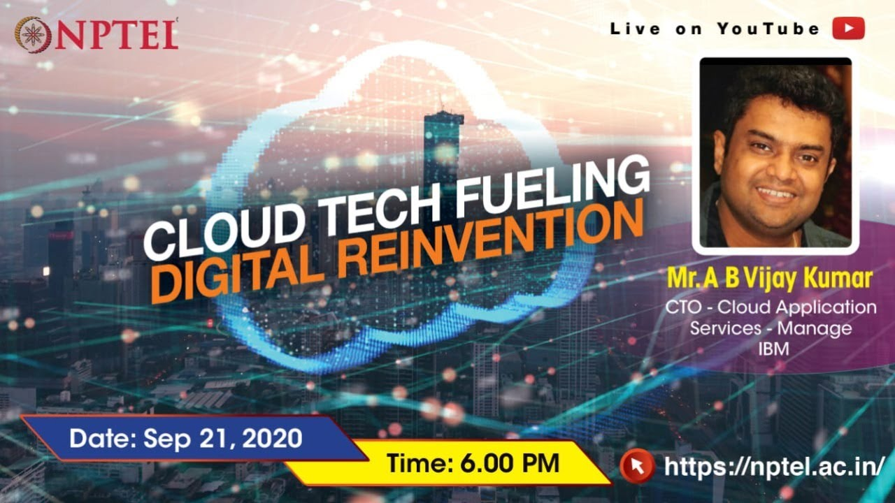 LIVE_Cloud Tech Fueling Digital Reinvention