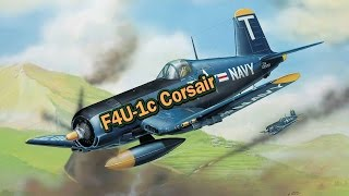 f4u 1c corsair   war thunder
