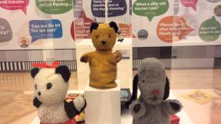"Sooty Display at ""Here"