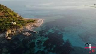 Al tramonto tra Figarolo e Cala Moresca
