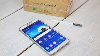 """Galaxy Note 3: не могу сказать """"Прощай""""!"""