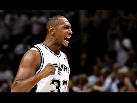 Boris Diaw: Spurs Highlight Reel