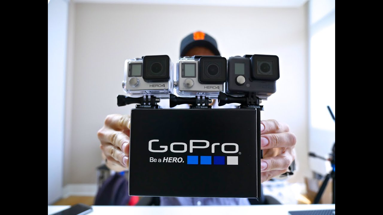 WHICH GoPro Hero 4 to BUY - REVIEW - YouTube
