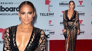 Jennifer Lopez STUNS At the Billboard Latin Music Awards & Debuts NEW Spanish Single