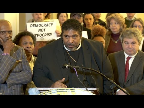 NC NAACP Discloses Plan to Fight Anti-Constitutional GOP Power Grab in North Carolina
