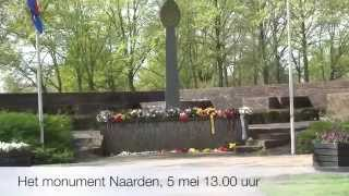 Bevrijdingsvuur 5 mei 2015 Wageningen-Naarden