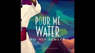 Mr Eazi - Pour Me Water (Official Hip Hop Remake)
